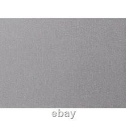 Crown Mark Florence Panel Bed Gray, Queen Size (5270GY-Q)