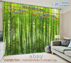 Great Full-Blown Flowers 3D Blockout Photo Print Curtain Fabric Curtains Window