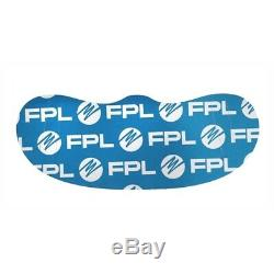 Personalized USA Made No-Sew Face Mask Printed with Full Color Imprint 100 QTY