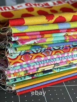 Tula Pink Fabric Tabby Road OOP F8 Full Collection Bundle 26 Prints